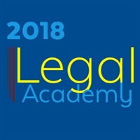 2018 Legal Academy - SOLD OUT