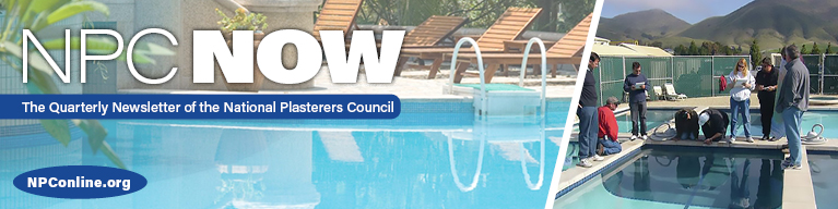 National Plasterers Council Newsletter