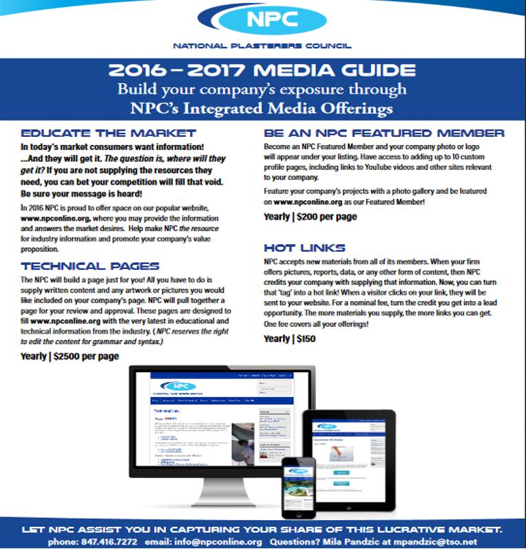 NPC Media Guide