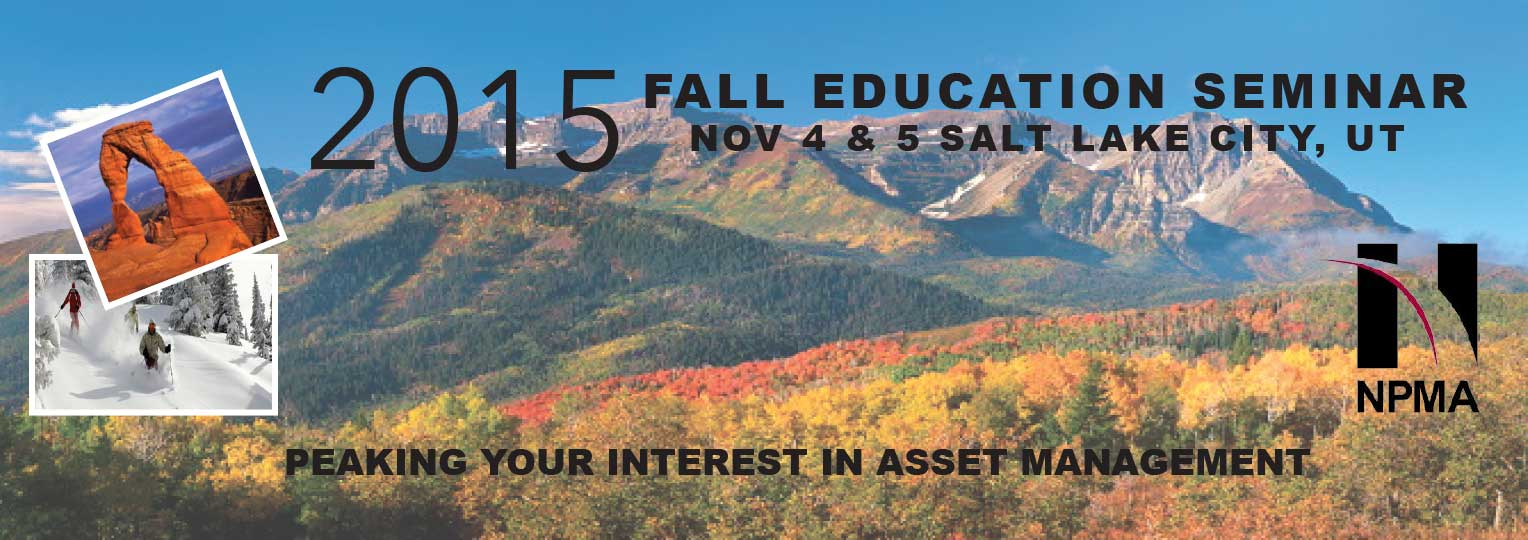 2015 Fall Education Seminar