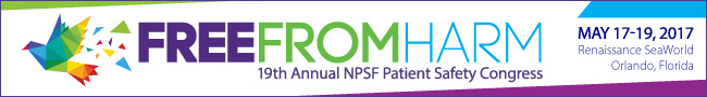 NPSF 19th Annual Congress. May 17-19, 2017, Orlando