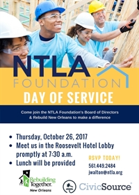 NTLA Foundation Day of Service