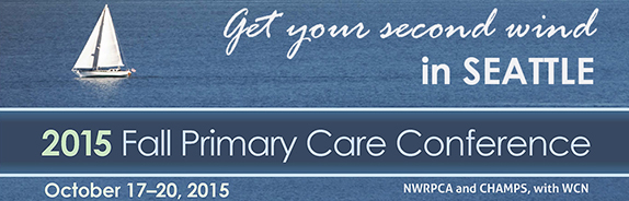 2015 Fall Primary Care Conference