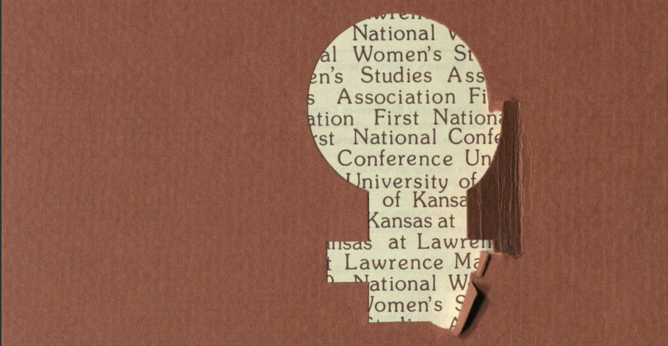 The cover of the 1979 conference program book