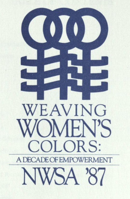 Cover of the 1987 conference program book