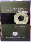 Ophthalmic Essentials book