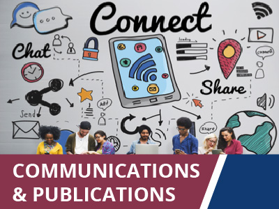 Communications & Publications