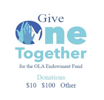 OLA Endowment Fundraising Campaign Logo