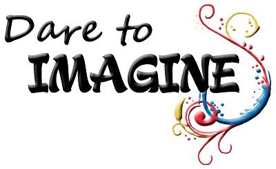 """Dare to Imagine"" - Logo of OLA 2018"