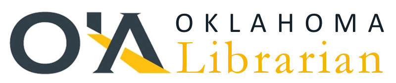 Logo of Oklahoma Librarian