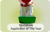 Nominate Applicator of the Year