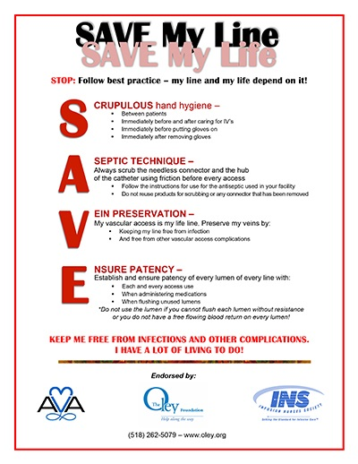 Resources Save My Line Oley Foundation