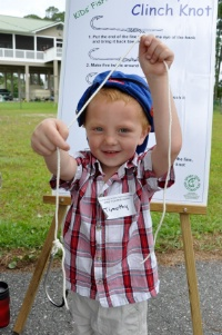 Kids' Fishing Clinic - Pensacola