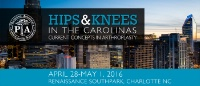 2016 Spring CME Conference - Hips & Knees in the Carolinas