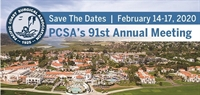 PCSA 91st Annual Meeting