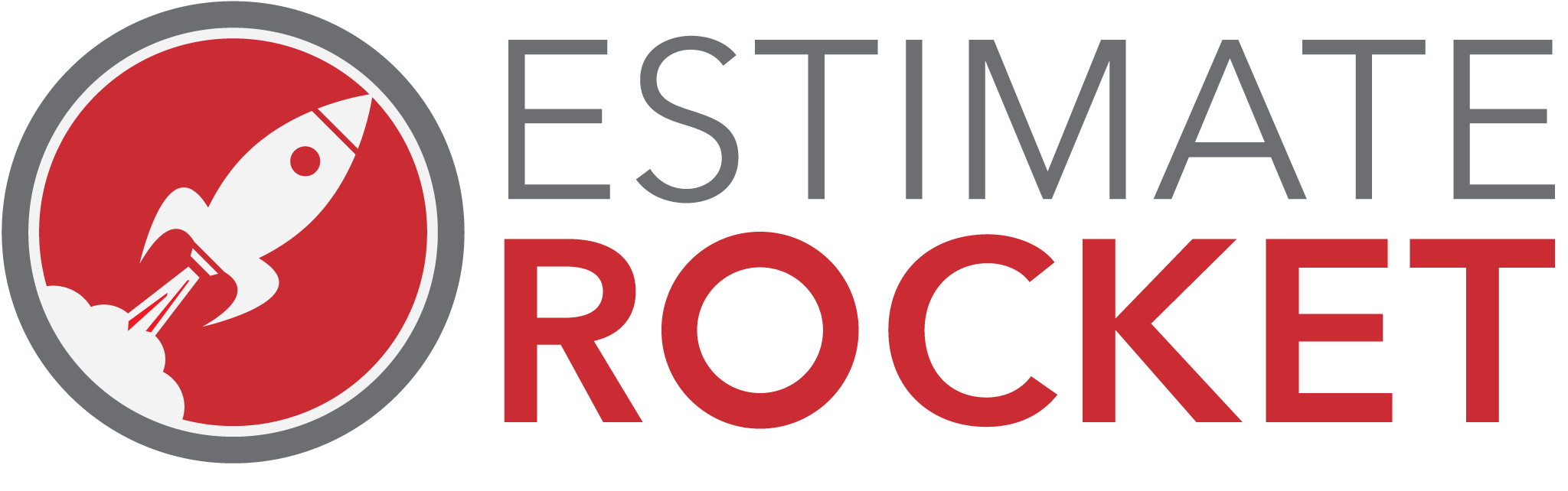 Estimate Rocket Logo