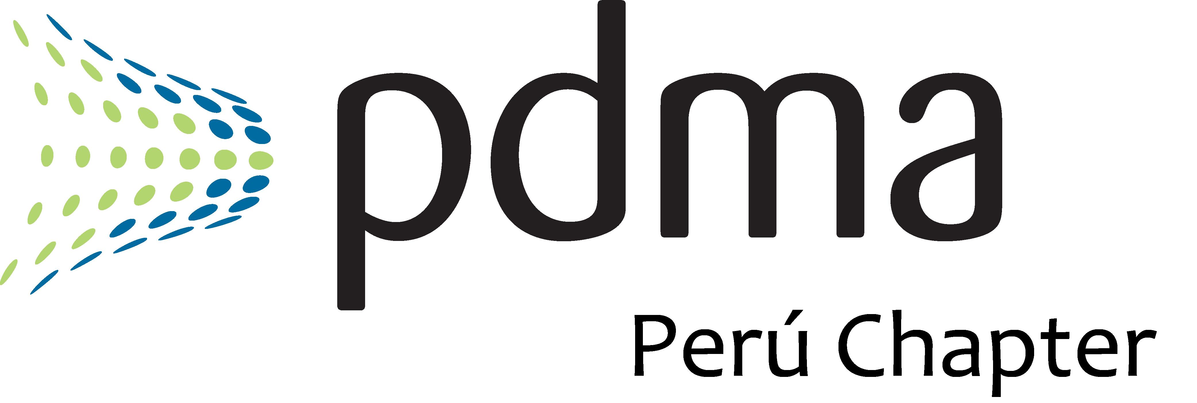 PDMA Peru Chapter logo