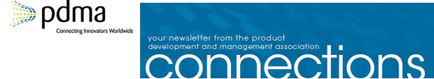 Connections, PDMA monthly e-newsletter