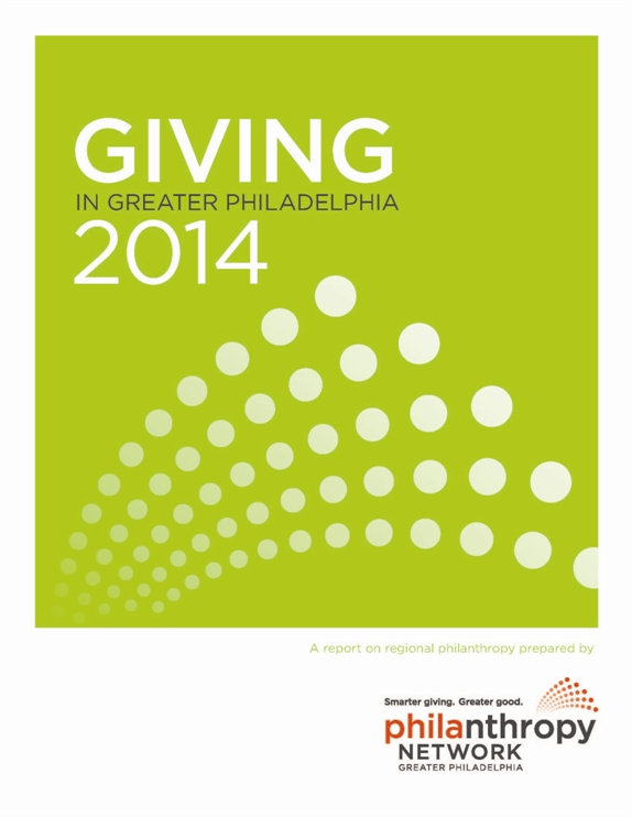 Giving in Greater Philadelphia 2014