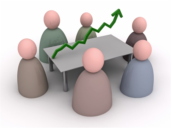 meeting production sales It's not just standing up:  we stand up to keep the meeting short  (eg, marketing, production support, upper management,.