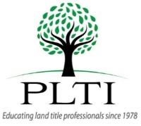 PLTI - Lien Priority & Divestiture - State College - May 16, 2017