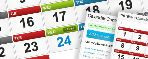 Calendar Header