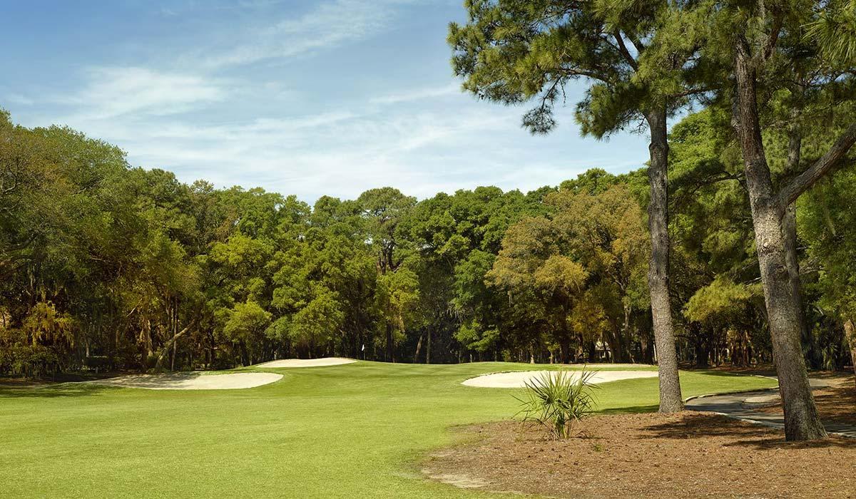 Westin Hilton Head Island Resort & Spa Golf Course
