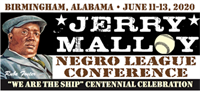 2020 Jerry Malloy Negro League Conference (Birmingham)