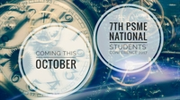 7th National Mechanical Engineering Students' Conference
