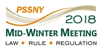 2018 Mid-Winter Meeting - Exhibitors and Sponsors Registration