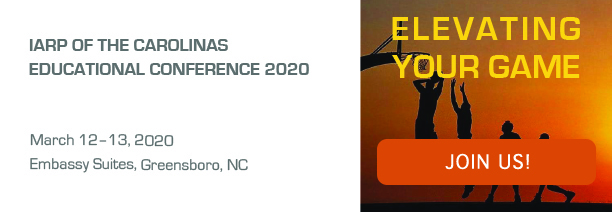 Carolinas Chapter Education Conference 2020