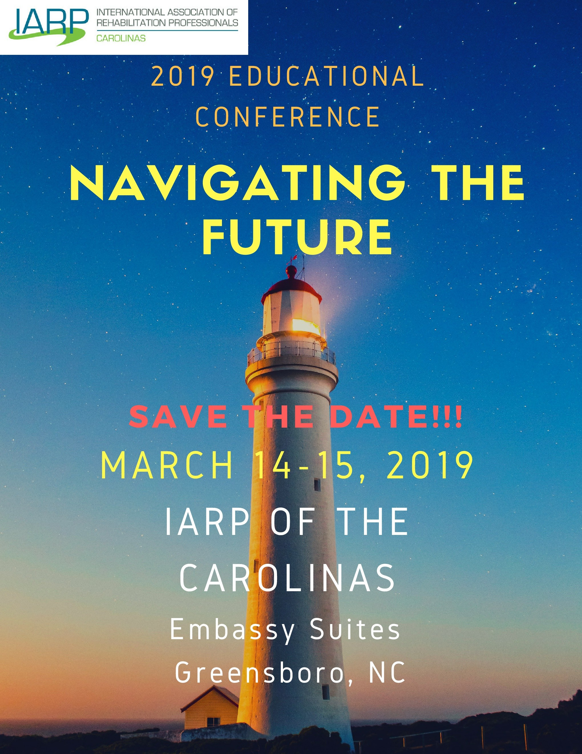 Navigating the Furture - 2019 Educational Conference