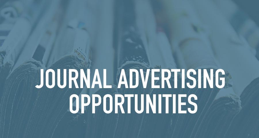 Journal Advertising
