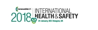 RenewableUK International Health & Safety 2018