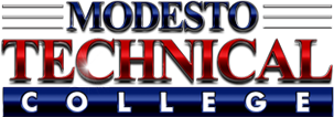 Image result for modesto technical college logo