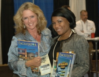 Managing Editor/Designer - Cindy Pater and Sales Manager - Kristie Thymes