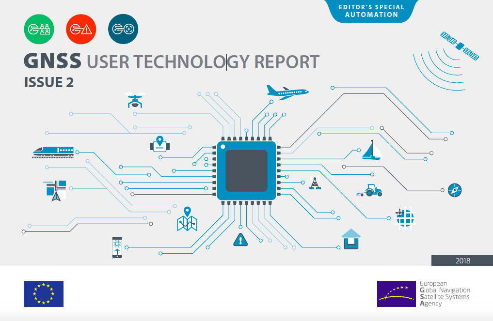 GNSS User Technology Report published - Royal Institute of