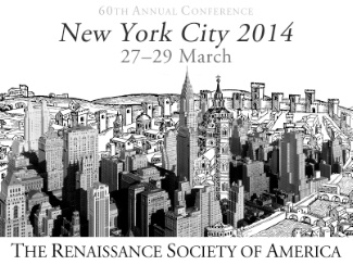 RSA New York conference logo line drawing