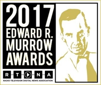 2017 RTDNA Edward R. Murrow Awards Gala