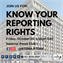 Know Your Reporting Rights