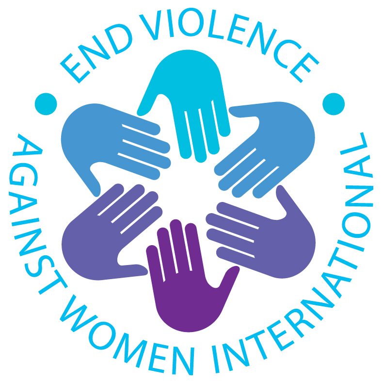 Image of End Violence Against Women International Logo