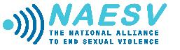 Image of National Alliance to End Sexual Violence Logo