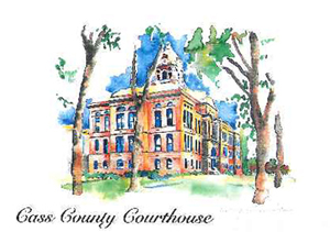 Cass Couty Courthouse