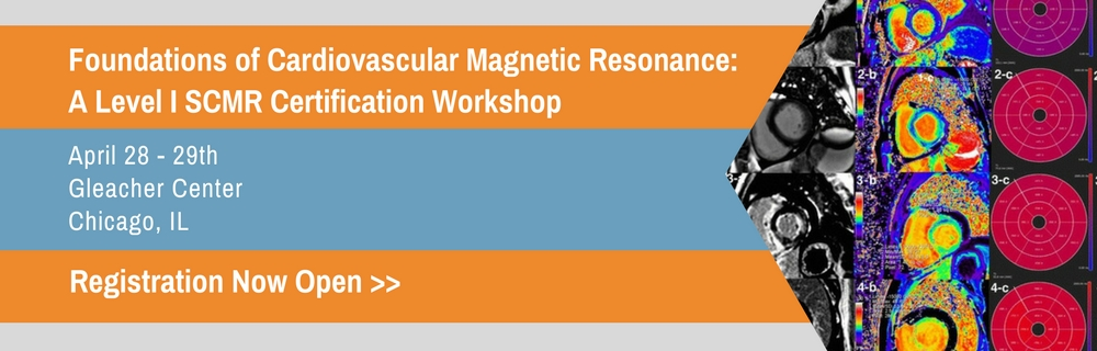 Society for Cardiovascular Magnetic Resonance