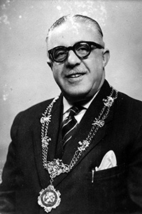 Past President, Wm Weir, 1953-1954