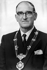 Past President, Wm L Hogg, 1957-1958
