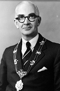 Past President, Robert Mathieson, 1959-1960