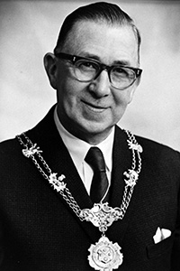 Past President, Thomas McMillan, 1962-1963