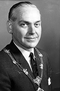 Past President, Robin R Galbraith, 1964-1965