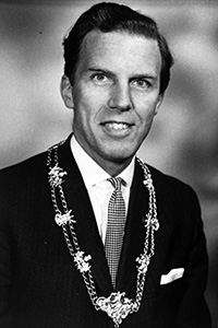Past President, Harold C Forwell, 1966-1967